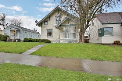 Tacoma Single Family Home For Sale: 1633 E 32nd St
