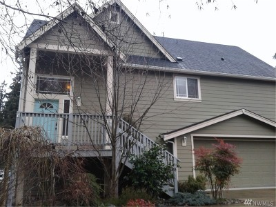 Tacoma WA Single Family Home For Sale: $325,000