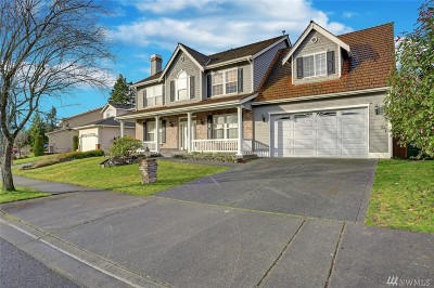 Federal Way Single Family Home For Sale: 35415 7th Ave SW