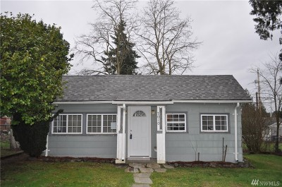 Tacoma WA Single Family Home For Sale: $183,900