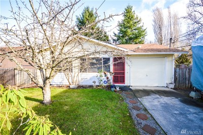 Seattle Single Family Home For Sale: 6054 21st Ave SW