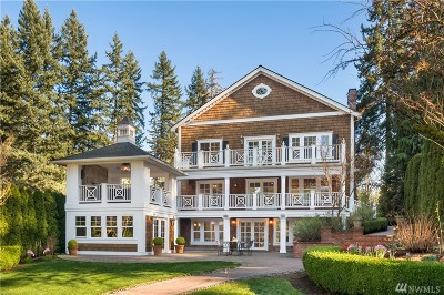 Sammamish Single Family Home For Sale: 2115 227th Ave SE