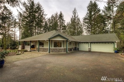 Thurston County Single Family Home For Sale: 2141 Grove St NW