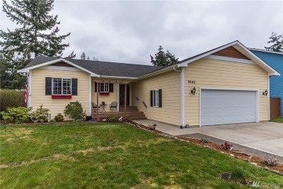 Oak Harbor Single Family Home For Sale: 2048 SW Rosario Place