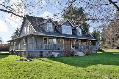 Freeland Single Family Home Sold: 5481 Myrtle