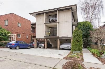 Condo/Townhouse Sold: 2633 Franklin Ave E #201