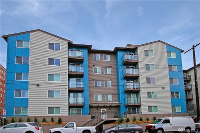 Condo/Townhouse Sold: 1616 Summit Ave #N302