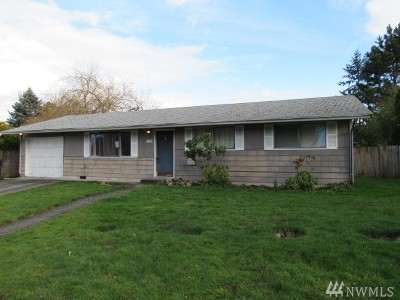 Mount Vernon Single Family Home For Sale: 1102 N Viewmont Dr