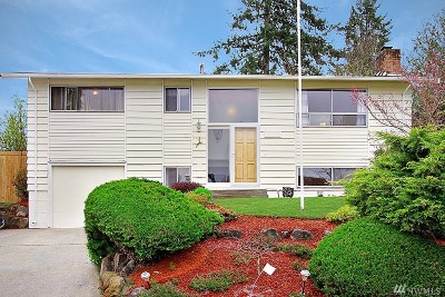 Renton Single Family Home For Sale: 16623 122nd Ave SE