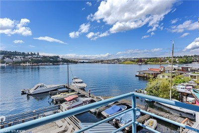 Seattle Condo/Townhouse For Sale: 2301 Fairview Ave E #214