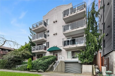 Condo/Townhouse Sold: 2024 NW 57th St #202