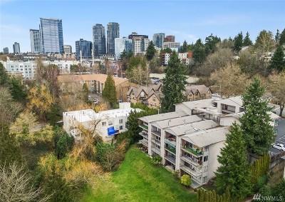 Condo/Townhouse Sold: 321 Bellevue Wy SE #303