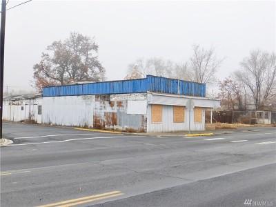 Ephrata Commercial For Sale: 857 Basin St SW