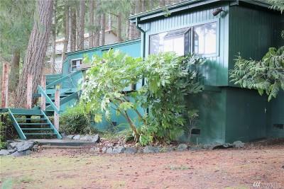 Lummi Island Single Family Home For Sale: 2859 Cedar Ave