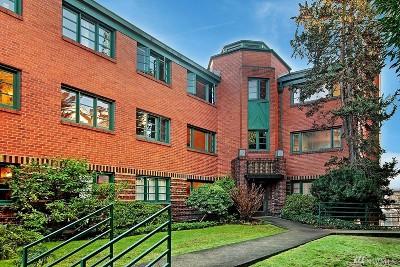 Condo/Townhouse Sold: 2717 Franklin Ave E #202
