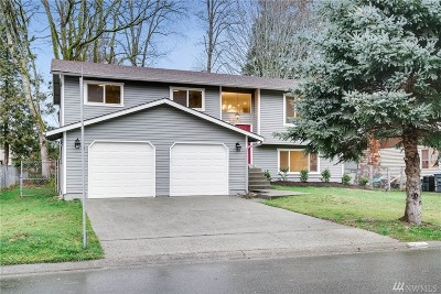 Everett Single Family Home For Sale: 5527 128th Place SE