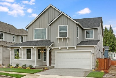 Gig Harbor Single Family Home For Sale: 3864 Sawtooth Ct #85