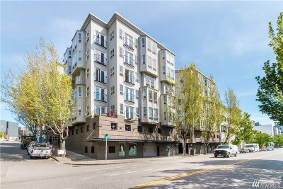 Condo/Townhouse Sold: 3028 Western Ave #115