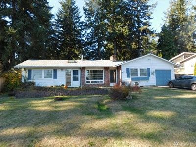 Fircrest Single Family Home For Sale: 1332 Berkeley Ave