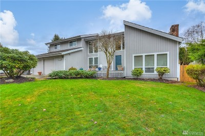 Woodinville Single Family Home For Sale: 19832 156th Ave NE