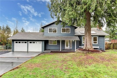 Snohomish Single Family Home For Sale: 18022 128th Place SE