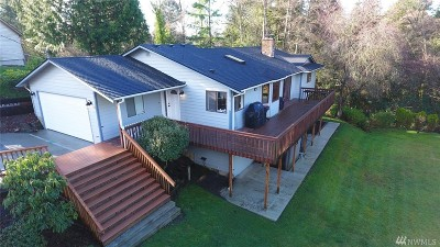 Everett Single Family Home For Sale: 433 50th St SW