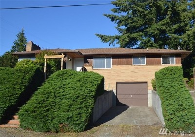Burien Single Family Home For Sale: 13004 15th Ave SW