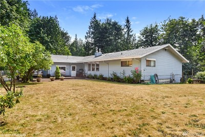 Maple Valley Single Family Home For Sale: 20630 SE 222nd St