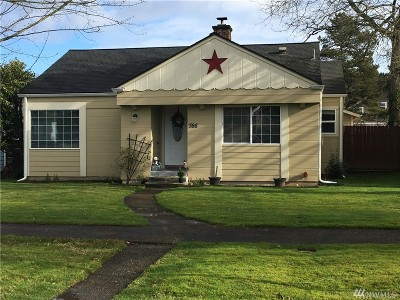 Chehalis Single Family Home For Sale: 766 NW Ohio Ave