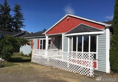 Nooksack Single Family Home Sold: 506 W 3rd St