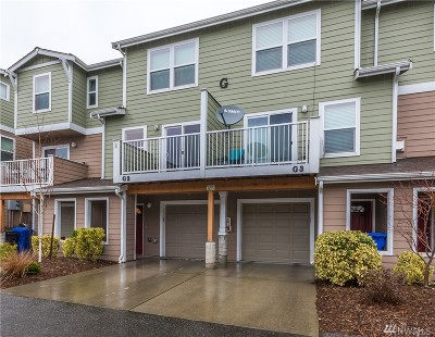 Oak Harbor Condo/Townhouse For Sale: 1890 SW Scenic Heights #G2