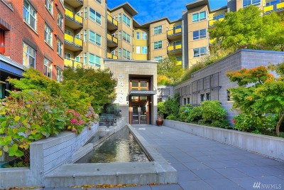 Condo/Townhouse Sold: 5440 Leary Ave NW #232