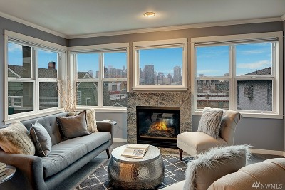 Condo/Townhouse Sold: 1008 6th Ave N #301