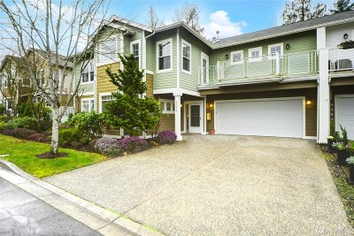 Issaquah Condo/Townhouse For Sale: 22533 SE 45th St #1664