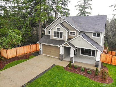 Gig Harbor Single Family Home For Sale: 3908 122nd St Ct NW