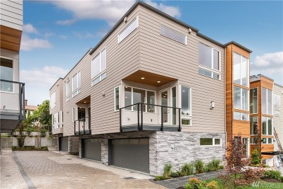 Kirkland Condo/Townhouse For Sale: 226 4th Ave (Unit 8)