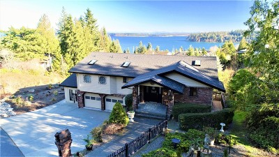 Port Ludlow WA Single Family Home For Sale: $539,000