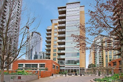 Condo/Townhouse Sold: 900 Lenora St #W209