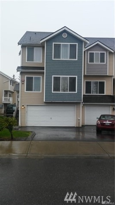 Seattle Single Family Home For Sale: 219 SW 110th St #3