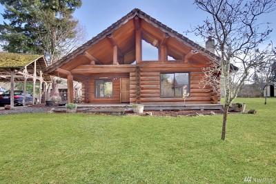 Eatonville Single Family Home For Sale: 11316 413th St E
