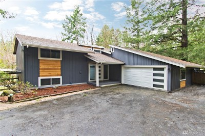Gig Harbor Single Family Home For Sale: 4711 52nd St Ct NW