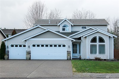 Puyallup Single Family Home For Sale: 12210 159th St E