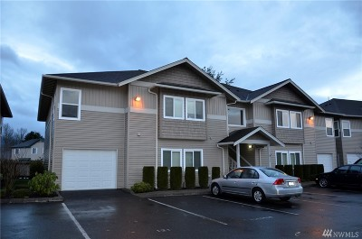 Sumas Condo/Townhouse Sold: 1305 Boon St #221