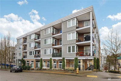 Condo/Townhouse Sold: 4752 41st Ave SW #308