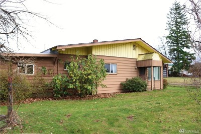 Bellingham WA Single Family Home For Sale: $345,000