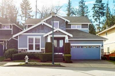 Issaquah Single Family Home For Sale: 3053 NE Mulberry St