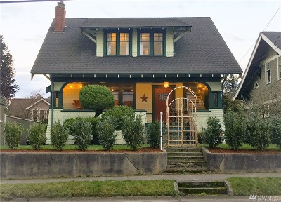 Mount Vernon Single Family Home For Sale: 414 N 4th St