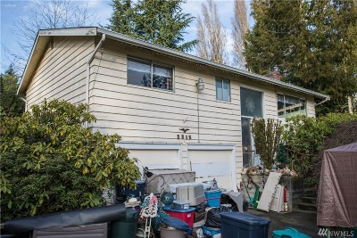 Shoreline Single Family Home For Sale: 2316 N 158th St