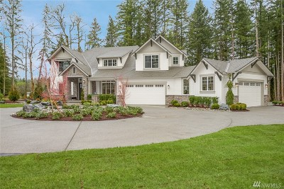 Sammamish Single Family Home For Sale: 21310 SE 11th St