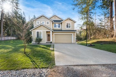 Gig Harbor Single Family Home For Sale: 7918 143rd St Ct NW